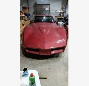 1981 Chevrolet Corvette for sale 101208695