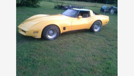 1981 Chevrolet Corvette for sale 101216891