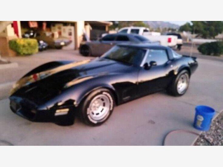 1981 Chevrolet Corvette for sale 101230023