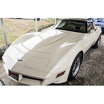 1981 Chevrolet Corvette Coupe for sale 101238190