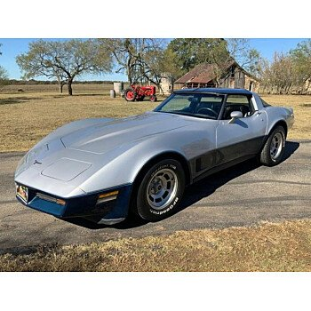 1981 Chevrolet Corvette Coupe for sale 101240721