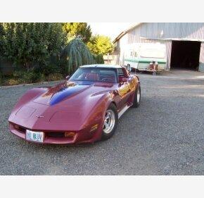1981 Chevrolet Corvette Coupe for sale 101253014
