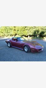 1981 Chevrolet Corvette Coupe for sale 101253014