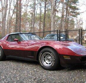1981 Chevrolet Corvette Coupe for sale 101260020