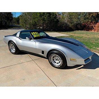 1981 Chevrolet Corvette Coupe for sale 101269549