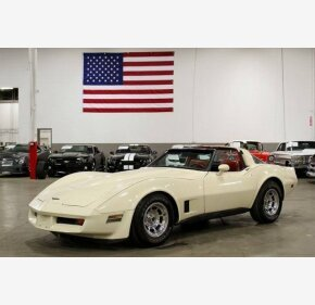 1981 Chevrolet Corvette Coupe for sale 101321226