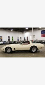 1981 Chevrolet Corvette Coupe for sale 101321226