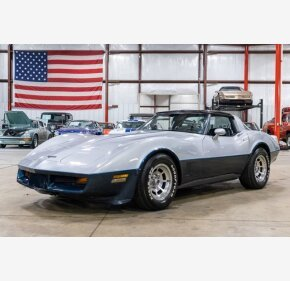 1981 Chevrolet Corvette for sale 101329208
