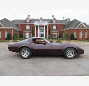 1981 Chevrolet Corvette Coupe for sale 101329638