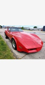 1981 Chevrolet Corvette Coupe for sale 101335187