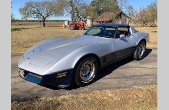 1981 Chevrolet Corvette for sale 101337156