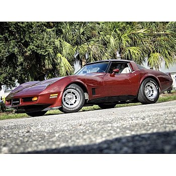 1981 Chevrolet Corvette Coupe for sale 101343129