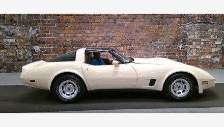 1981 Chevrolet Corvette for sale 101346305