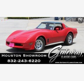 1981 Chevrolet Corvette Coupe for sale 101351710