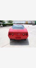 1981 Chevrolet Corvette Coupe for sale 101351710