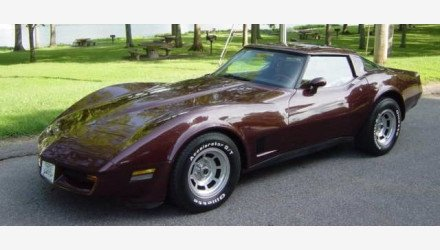 1981 Chevrolet Corvette for sale 101356603