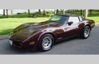 1981 Chevrolet Corvette for sale 101356603