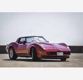 1981 Chevrolet Corvette Coupe for sale 101359286