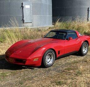 1981 Chevrolet Corvette Coupe for sale 101360925