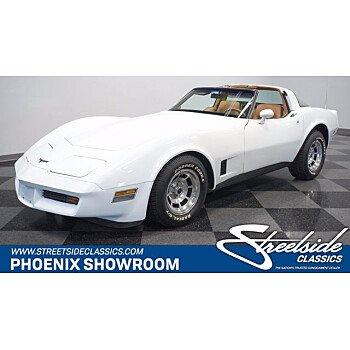 1981 Chevrolet Corvette Coupe for sale 101367334