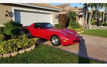 1981 Chevrolet Corvette Coupe for sale 101375563