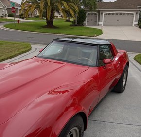 1981 Chevrolet Corvette Coupe for sale 101383239