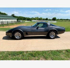1981 Chevrolet Corvette Coupe for sale 101396173