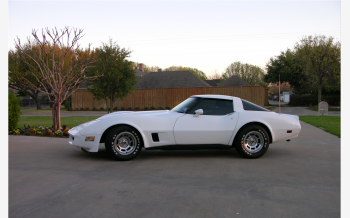 1981 Chevrolet Corvette Coupe for sale 101411959