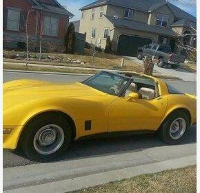 1981 Chevrolet Corvette for sale 101415183
