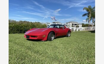 1981 Chevrolet Corvette Coupe for sale 101431974