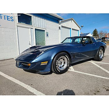 1981 Chevrolet Corvette for sale 101448125