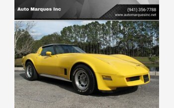 1981 Chevrolet Corvette for sale 101448160