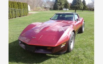 1981 Chevrolet Corvette Coupe for sale 101451887