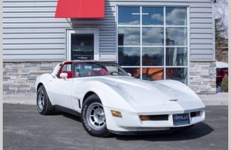1981 Chevrolet Corvette Coupe for sale 101459177