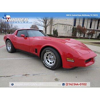1981 Chevrolet Corvette for sale 101462783