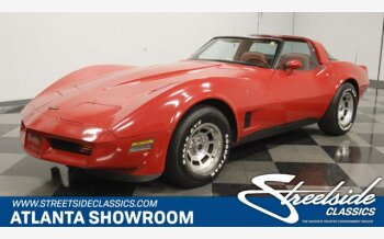 1981 Chevrolet Corvette Coupe for sale 101492163