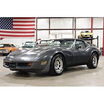 1981 Chevrolet Corvette for sale 101522944