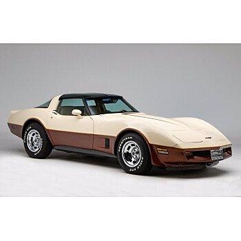 1981 Chevrolet Corvette for sale 101535168