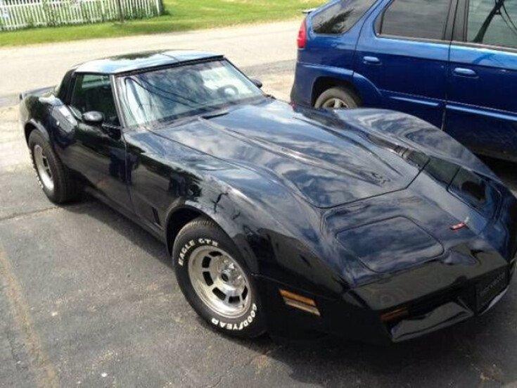 1981 Chevrolet Corvette for sale 101560797
