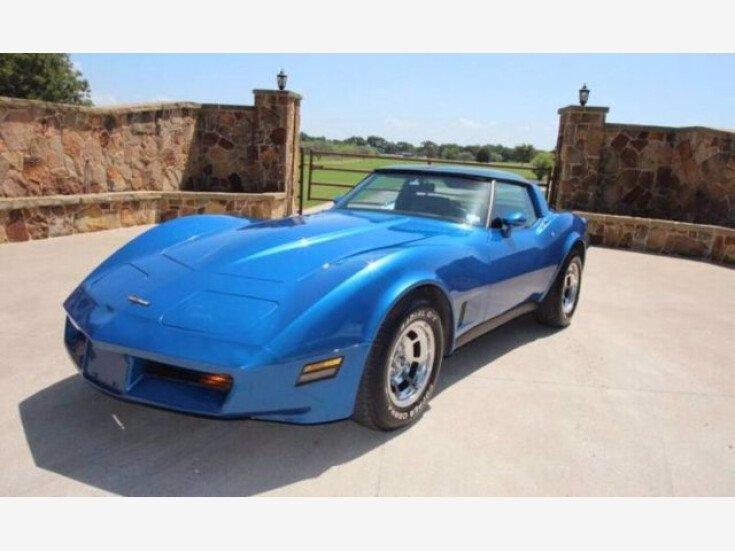 1981 Chevrolet Corvette for sale 101590900