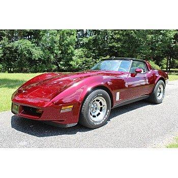 1981 Chevrolet Corvette Coupe for sale 101592811