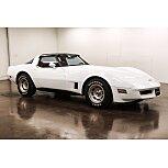 1981 Chevrolet Corvette Coupe for sale 101595234