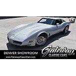 1981 Chevrolet Corvette Coupe for sale 101607104