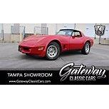 1981 Chevrolet Corvette for sale 101607984