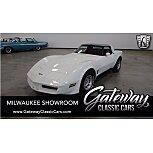1981 Chevrolet Corvette Coupe for sale 101626631