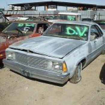 1981 Chevrolet El Camino for sale 100740850