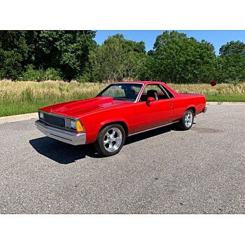 1981 Chevrolet El Camino for sale 101322168