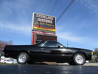 1981 Chevrolet El Camino V8 for sale 101395340