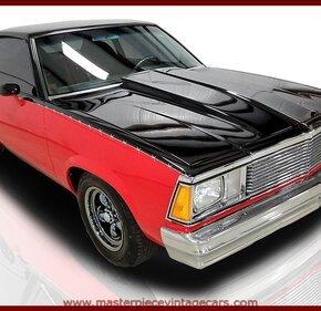 1981 Chevrolet Malibu Coupe for sale 101009130