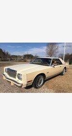 1981 Chrysler Cordoba for sale 101455339